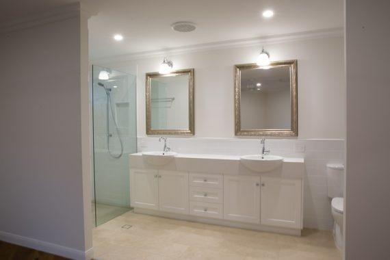 Hamptons Style Bathroom Renovation